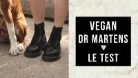 Découvrez les Dr Martens Vegan 1460