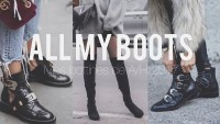 ALL MY BOOTS - Bottes & Bottines automne/hiver