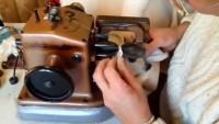 Comment fabriquer des chaussons en peau de mouton ?