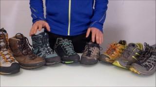 Quelles chaussures pour le hiking ?