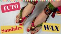 Transformer vos tongs en sandales | DIY