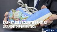 BASKET DE SECURITE FEMME   STYLE & PROECTION