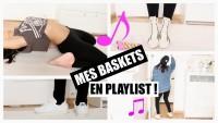 Mes baskets | version Playlist