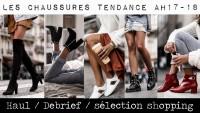 Tendance Hiver - Les Bottes